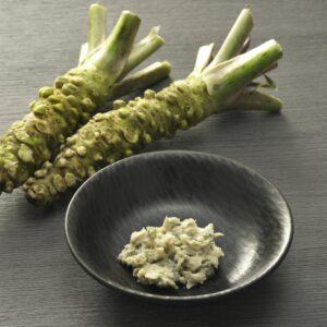 Fresh wasabi cup